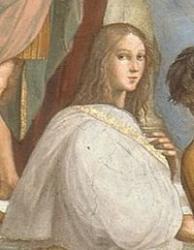 Alexandriai Hypatia