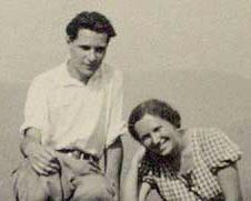 Szekeses György és Klein Eszter